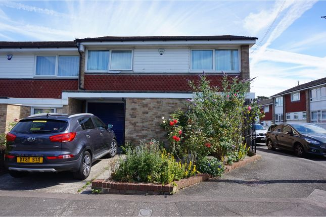 Thumbnail Semi-detached house for sale in Hamlyn Gardens, Crystal Palace