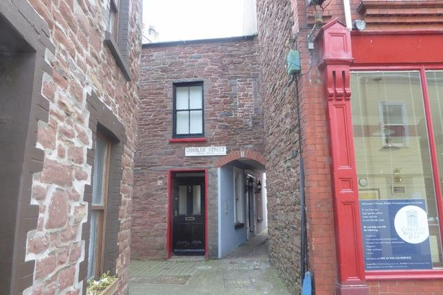 Thumbnail Flat to rent in Charles Street Close, Peel, Isle Of Man