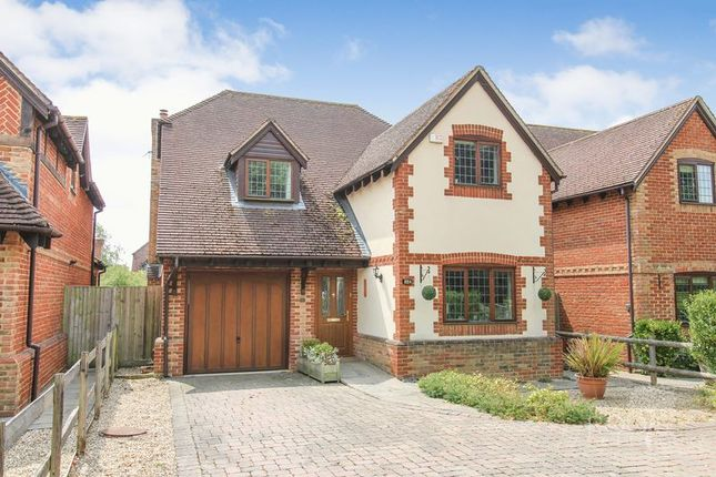 Thumbnail Detached house for sale in Church Gate, Thatcham
