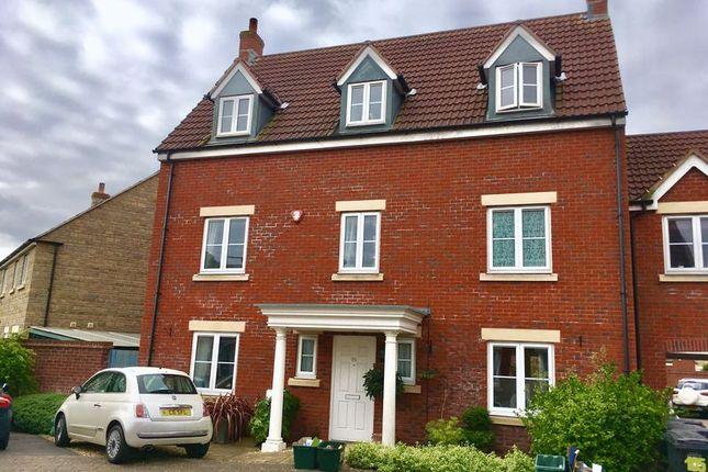 Thumbnail Semi-detached house for sale in Bransby Way, Weston Village, Weston-Super-Mare