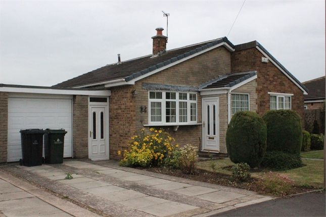 Thumbnail Detached bungalow to rent in 7 Willow Crescent, Braithwell, Rotherham, South Yorkshire, UK