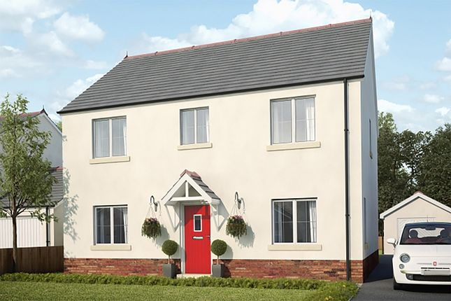 Thumbnail Detached house for sale in Plot 10 Maes Y Llewod, Bancyfelin, Carmarthen, Carmarthenshire