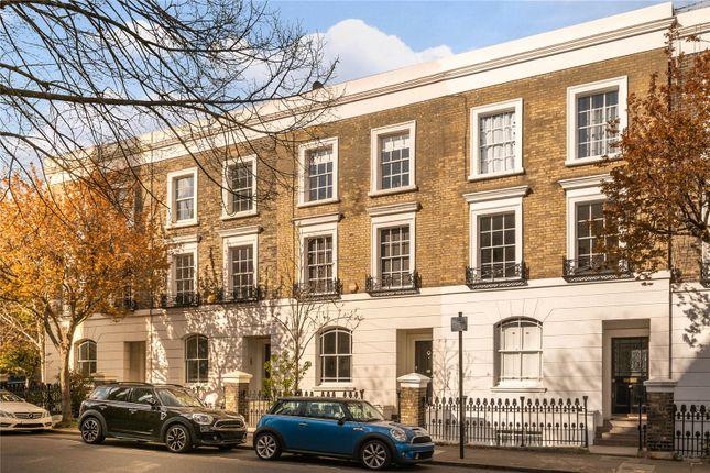 Thumbnail Terraced house for sale in St. Peters Street, Angel, Islington, London