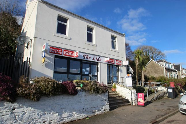 Thumbnail Commercial property for sale in 43 Shore Street, Innellan, Dunoon, Argyll And Bute