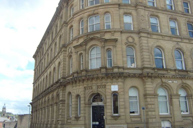 Thumbnail Flat to rent in Wellington Road, Dewsbury