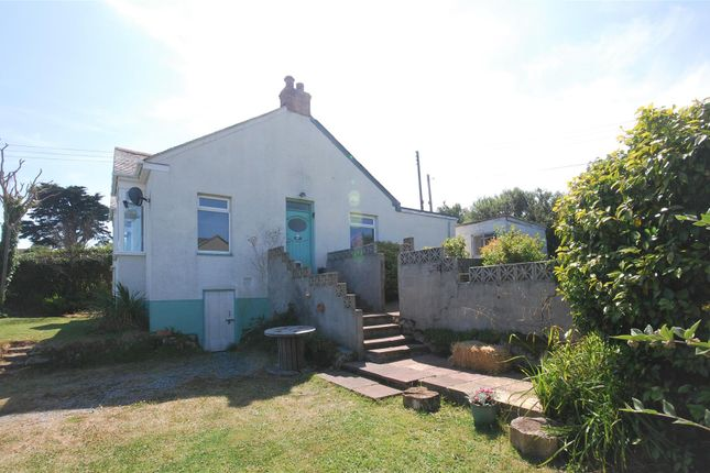 Detached bungalow for sale in Gernick Estate, Newlyn, Penzance