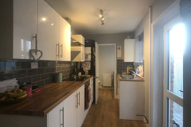 Thumbnail Terraced house for sale in Hinckley Road, Sapcote, 4