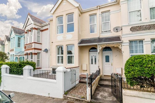 Thumbnail Flat for sale in Elphinstone Road, Peverell, Plymouth