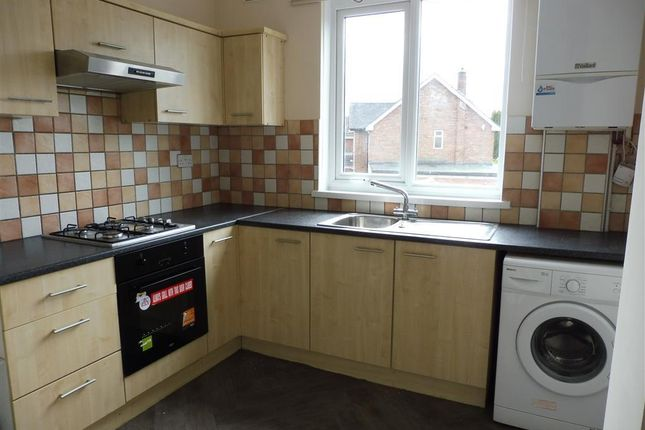 Thumbnail Flat to rent in Baginton Road, Styvechale, Coventry