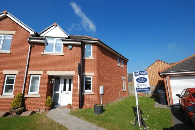 Thumbnail Property for sale in Foxcover, Linton Colliery, Morpeth