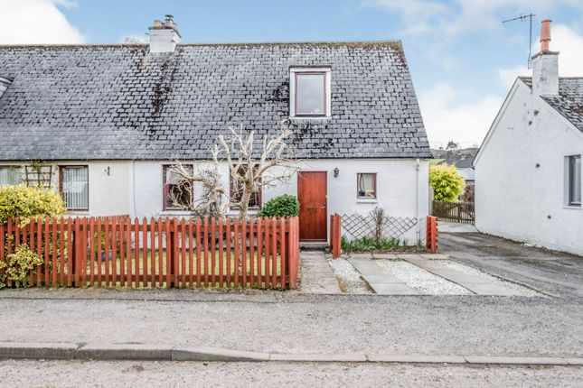 3 bed semi-detached house for sale in Park Terrace, Strathpeffer IV14