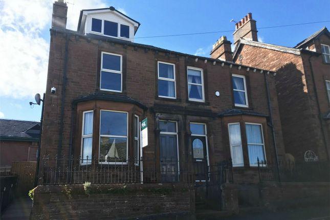Thumbnail Semi-detached house for sale in Elm Bank, Elm Terrace, Penrith, Cumbria