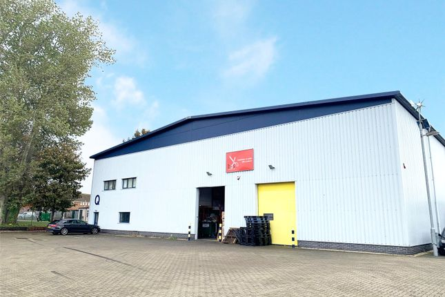Thumbnail Light industrial for sale in Own Your Own Business Units, Lineside Industrial Estate, Littlehampton