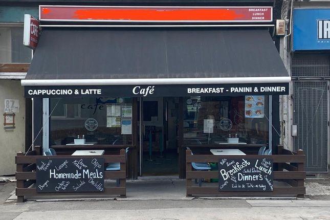 Thumbnail Restaurant/cafe to let in Penge Road, London