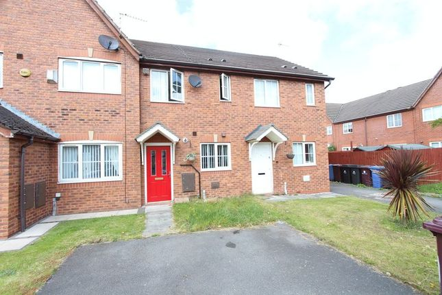 Thumbnail Terraced house for sale in Yoxall Drive, Kirkby, Liverpool