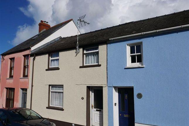 Thumbnail Terraced house for sale in Wallis Street, Fishguard