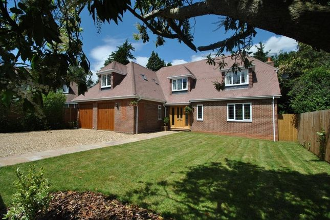 Thumbnail Detached house to rent in Astley Close, Wokingham