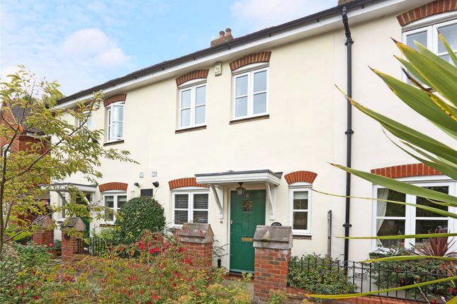 Thumbnail Terraced house for sale in Malthouse Way, Marlow, Buckinghamshire
