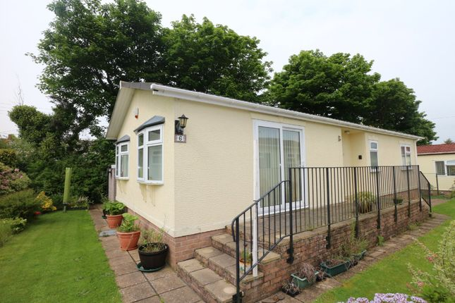 Thumbnail Mobile/park home for sale in Rosewarne Park, Higher Enys Road, Camborne