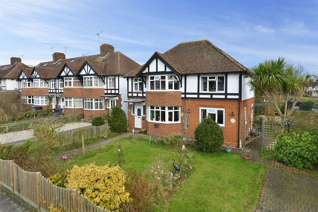 Thumbnail Detached house for sale in Harcourt Drive, Canterbury