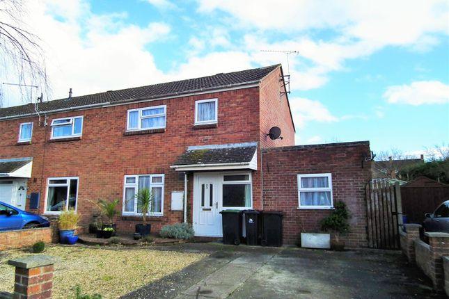 Thumbnail Semi-detached house for sale in Filbridge Rise, Sturminster Newton