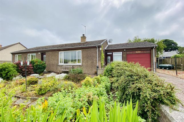 Thumbnail Detached bungalow for sale in Carnwath Road, Elsrickle, Biggar