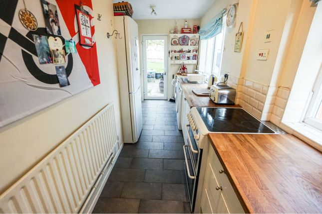 Kitchen of Old Park Road, Dudley DY1