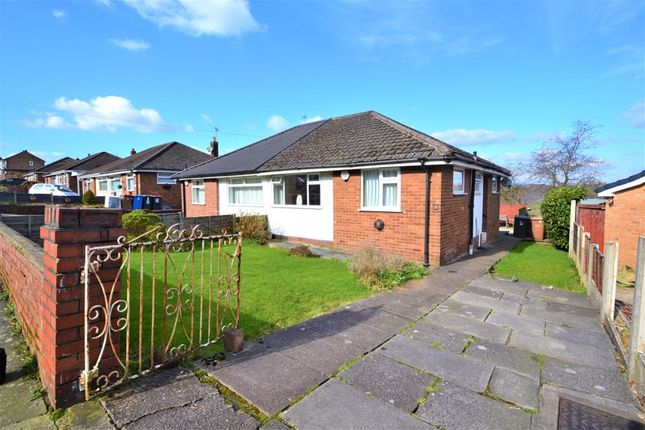 2 bed semi-detached bungalow to rent in Outwood Avenue, Clifton, Swinton, Manchester M27