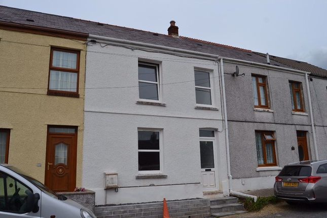 Thumbnail Property to rent in Wernoleu Road, Ammanford
