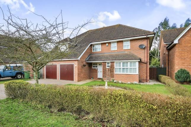 Thumbnail Detached house for sale in Thetford, Norfolk, .