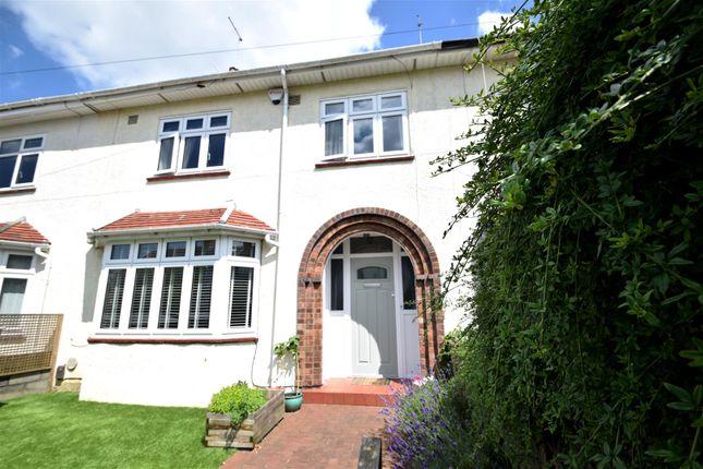 Thumbnail Terraced house for sale in Harbury Road, Westbury-On-Trym, Bristol
