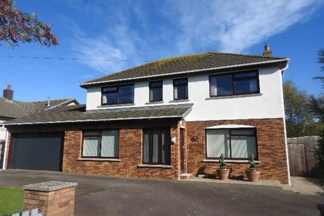 Thumbnail Detached house for sale in Gwbert Road, Cardigan