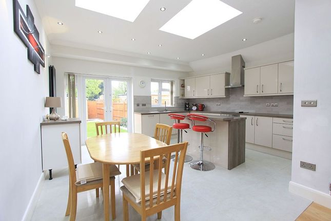 Thumbnail End terrace house for sale in Brunswick Park Road, New Southgate, London