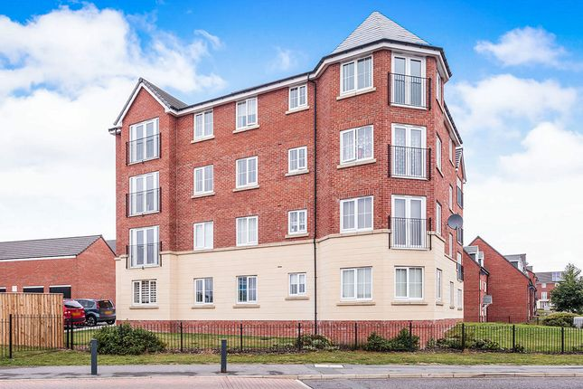 Thumbnail Flat to rent in Waggon Road, Leeds