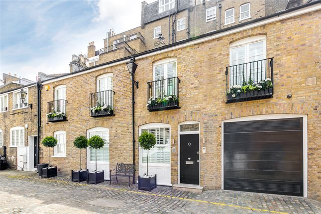 Thumbnail Terraced house for sale in Onslow Mews West, London