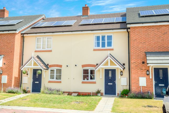 Thumbnail Terraced house for sale in Monarch Gardens, Leamington Spa