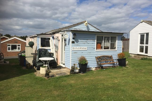 Thumbnail Mobile/park home for sale in Warden Bay Road, Leysdown-On-Sea, Sheerness