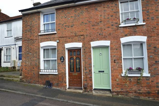 Thumbnail Cottage for sale in Churchgate Street, Old Harlow, Essex