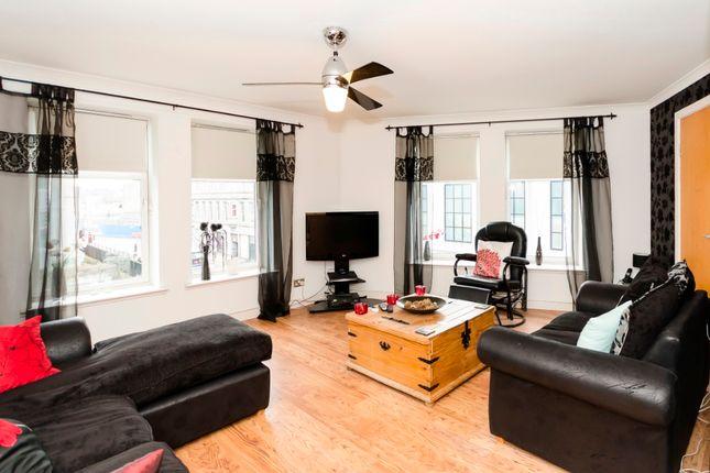 Thumbnail Flat to rent in Little John Street, City Centre, Aberdeen