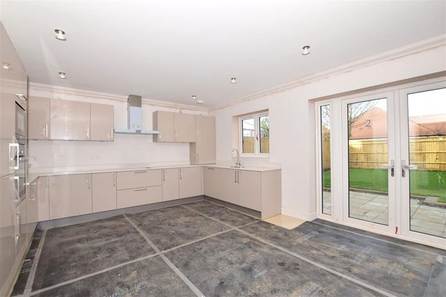 Thumbnail Detached house for sale in Birling Road, Snodland, Kent