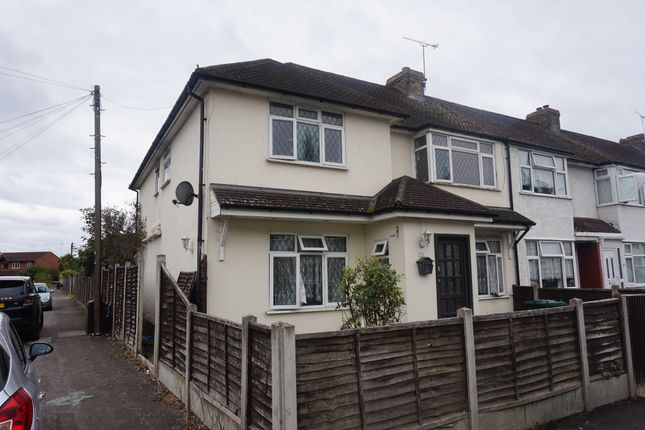 Thumbnail Property for sale in Cranford Avenue, Stanwell, Staines