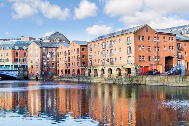 Thumbnail Flat to rent in Riverside Court, Leeds