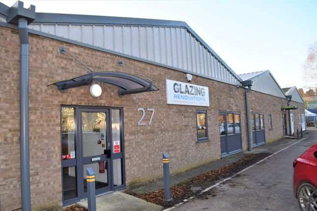 Thumbnail Light industrial to let in Putney Close, Brandon