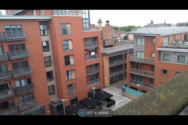 Thumbnail Flat to rent in Manhattan Place, Liverpool
