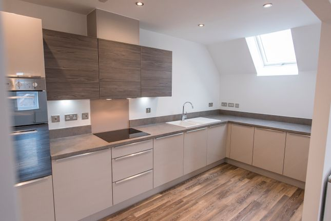 Thumbnail Flat for sale in Alexandra Road, Watford