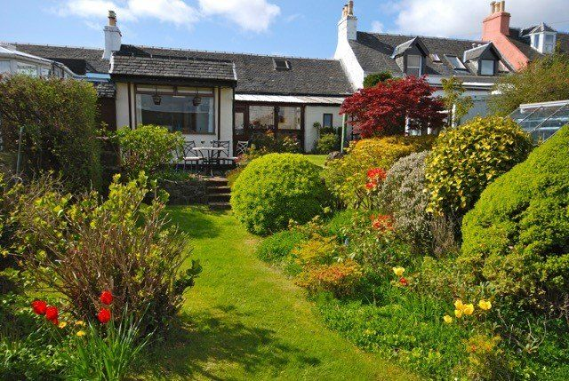 Thumbnail Terraced house for sale in Fireach, 8 -10 Breadalbane St, Tobermory