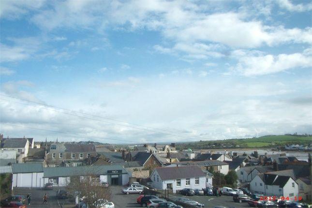 Thumbnail Flat for sale in Newynn Court, Market Place, Bideford, Devon