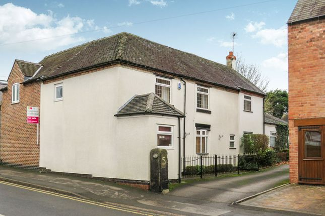 Thumbnail Property for sale in Vicarage Road, Mickleover, Derby