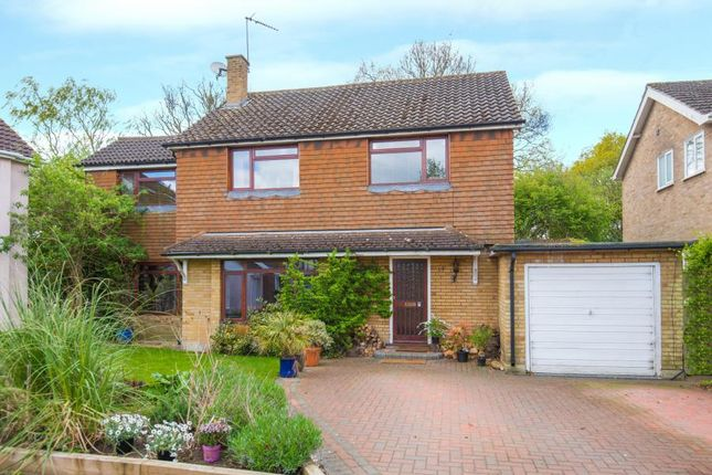 Thumbnail Detached house for sale in Clifton Way, Hutton, Brentwood, Essex