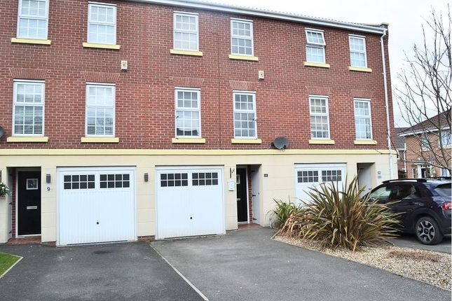 Thumbnail Town house for sale in Westbourne Close, Ince, Wigan